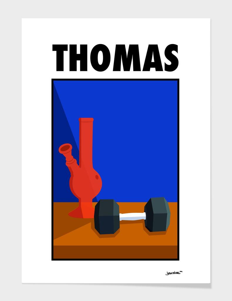 TEE-SHIRTS JM_Thomas Bang altère