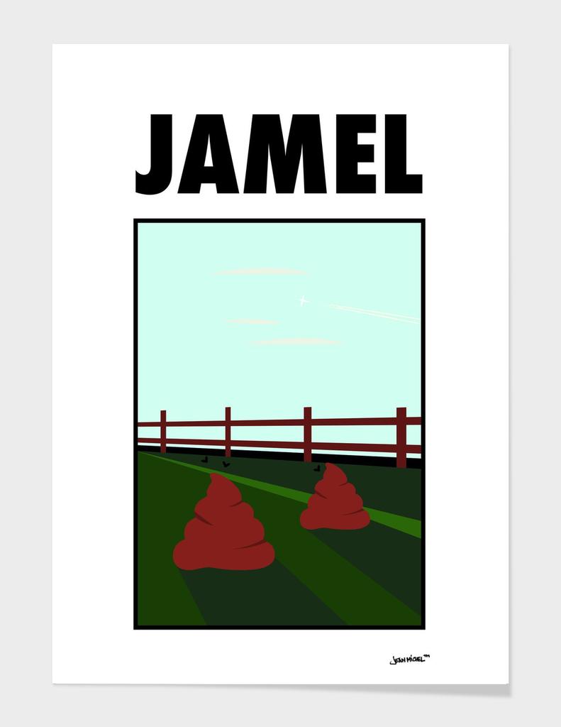 TEE-SHIRTS JM_Jamel 2 Bouses