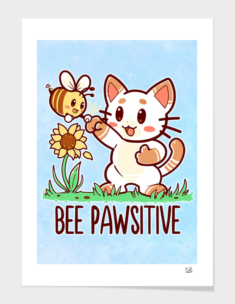 Bee Pawsitive