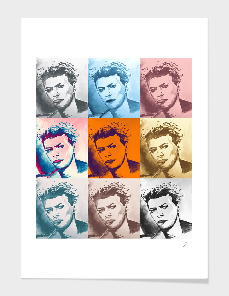 David Bowie Artpop