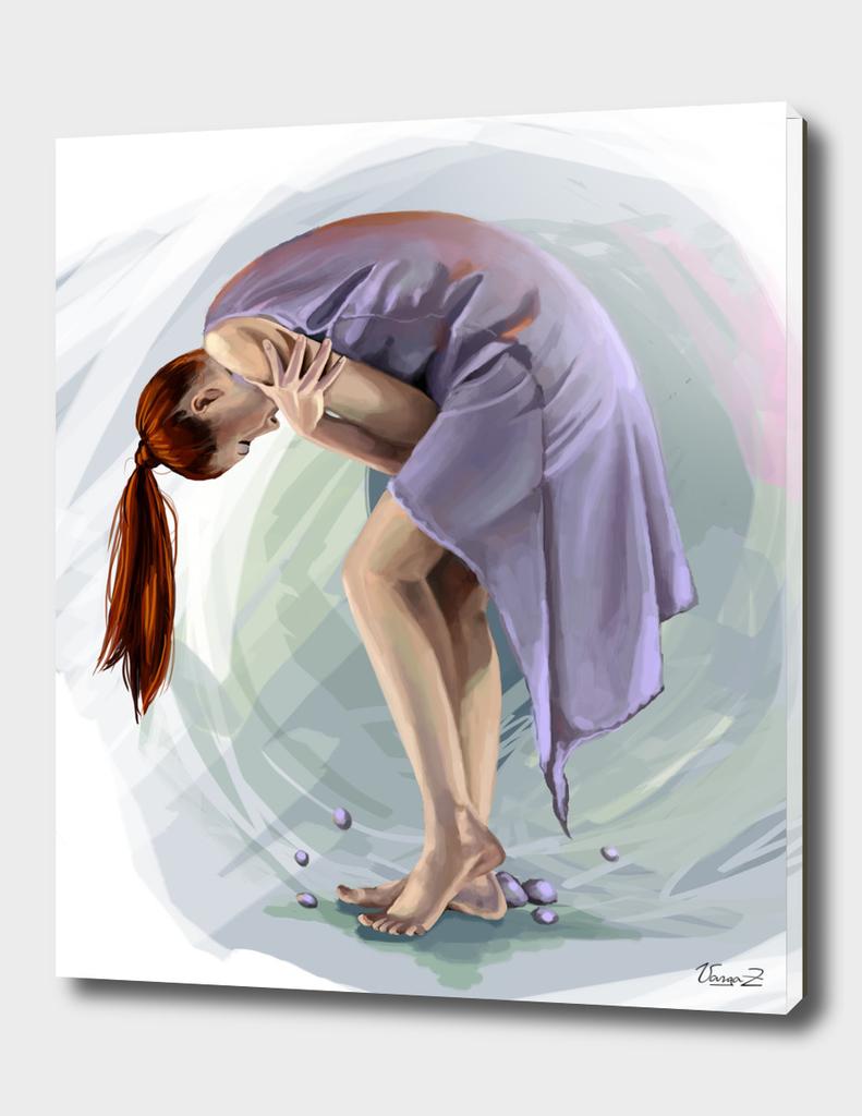 Dancer - Stone