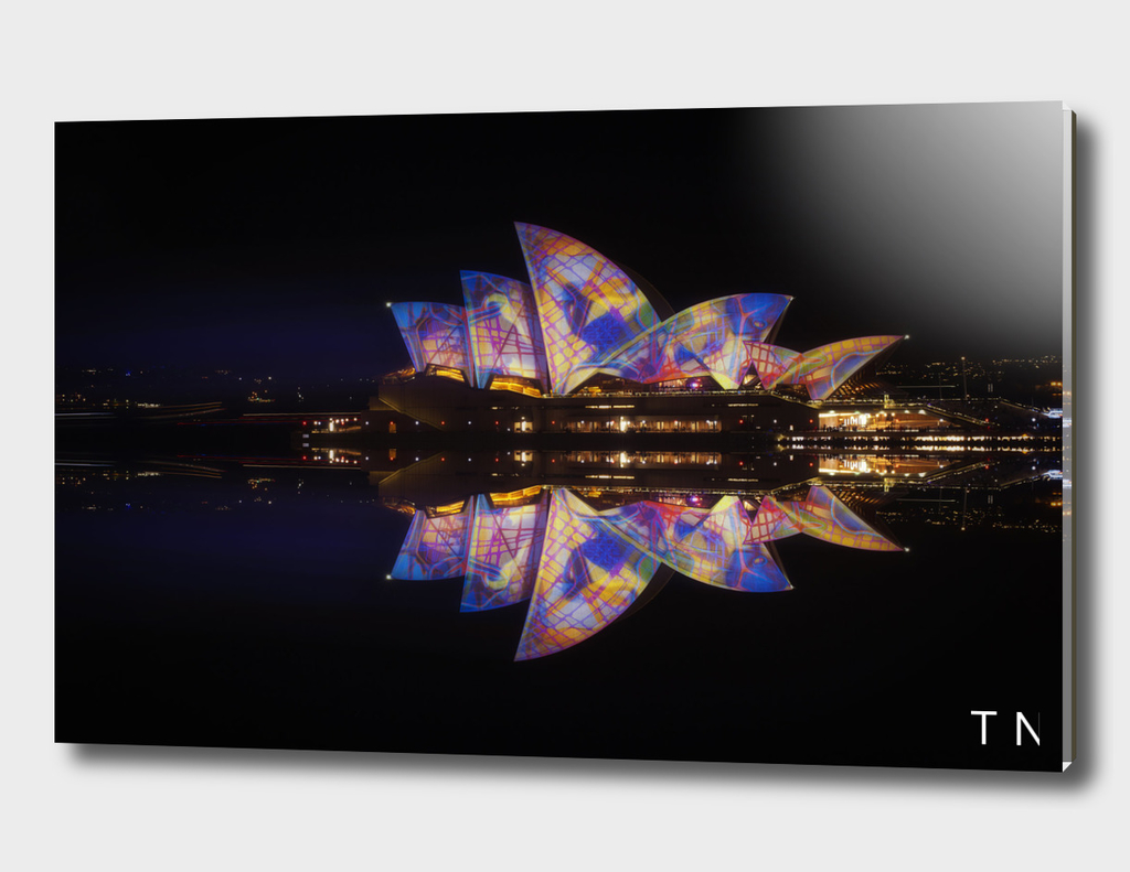 The theme of Sydney Vivid