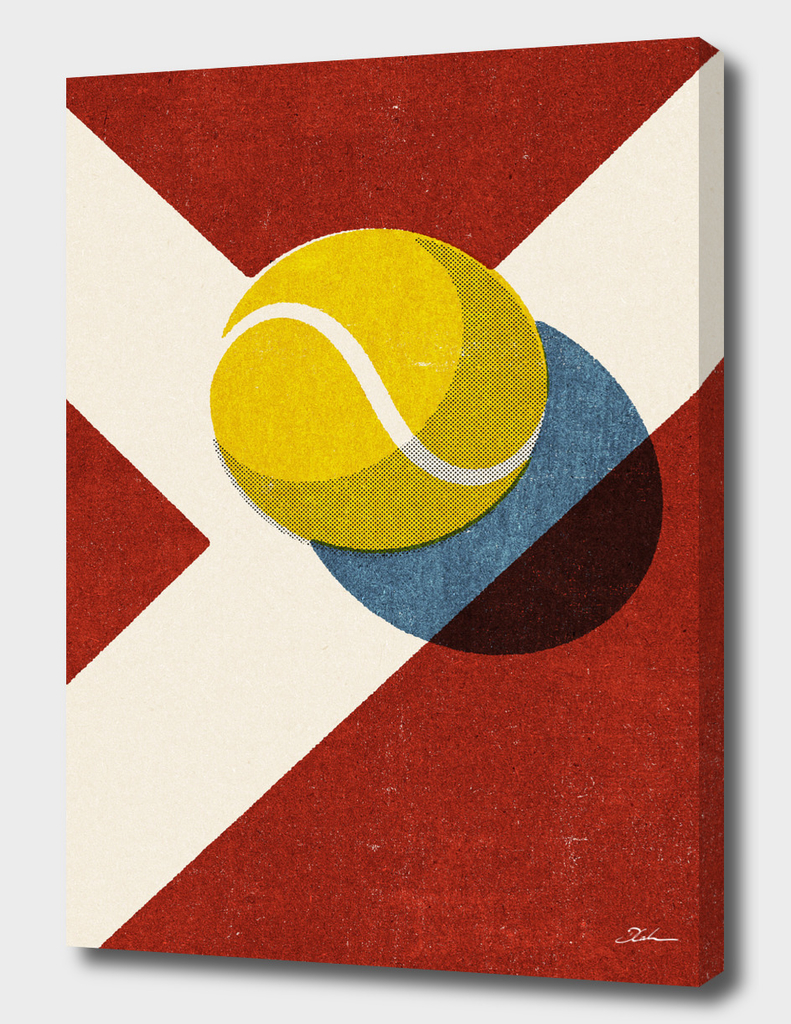 BALLS / Tennis (Clay Court)
