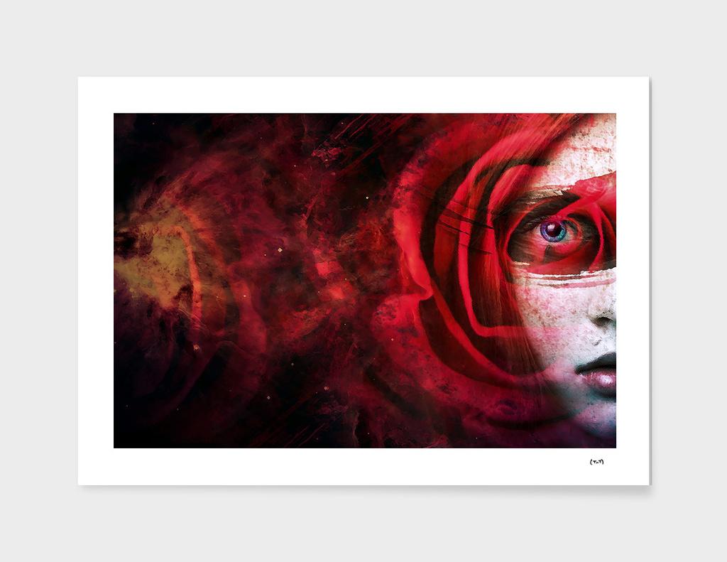 Cosmic Love - Rose