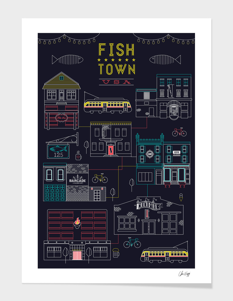 Fishtown USA