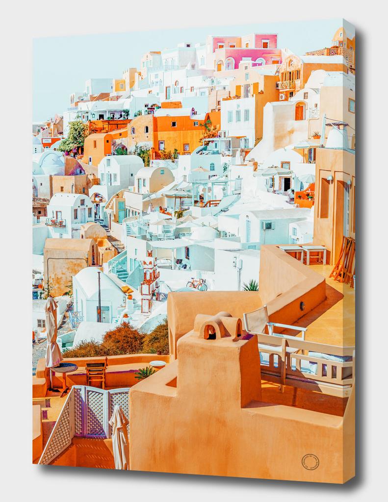Santorini Vacay