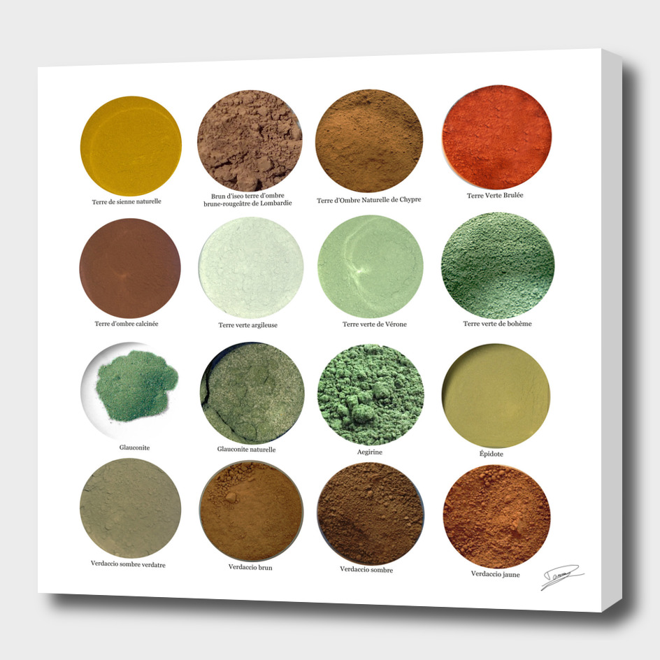 Terres Earth Pigments