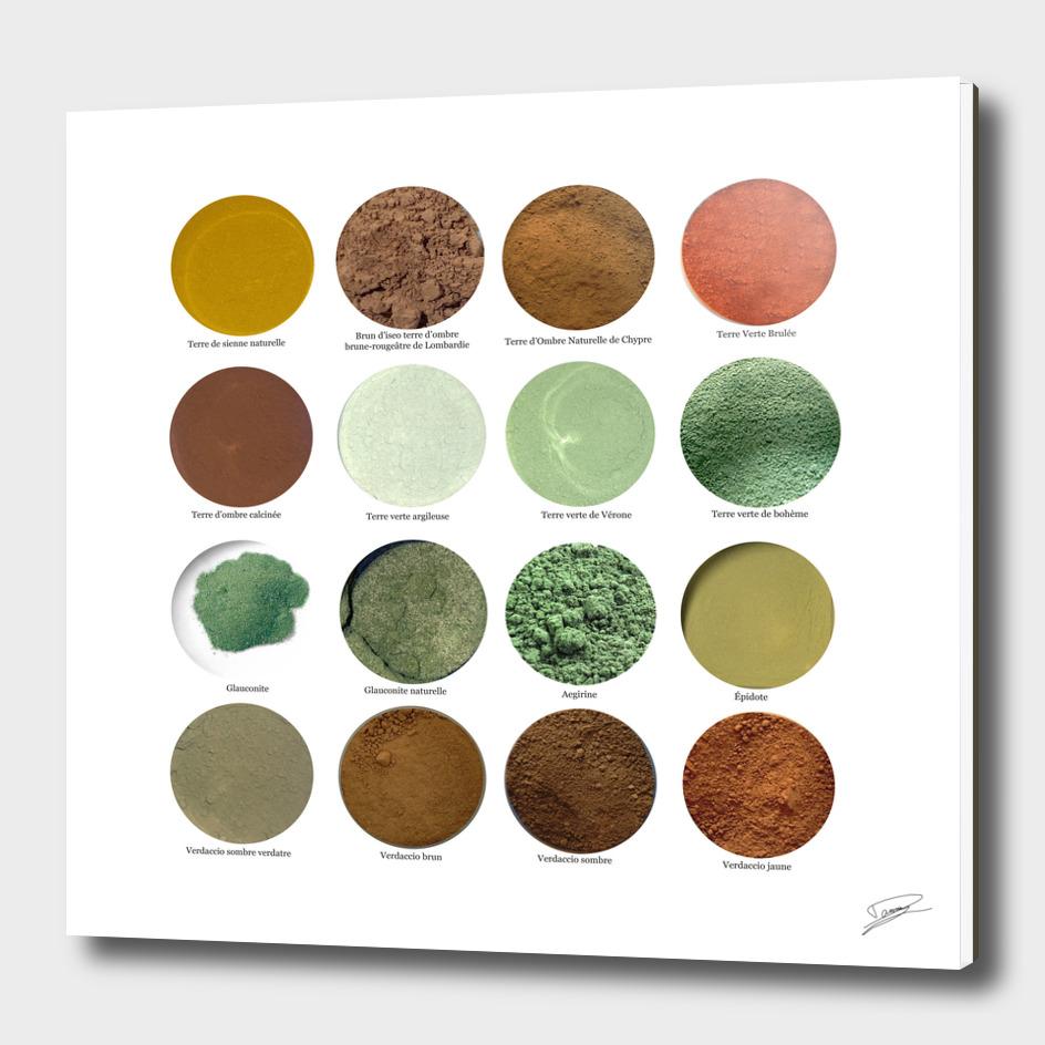Terres Earth Pigments
