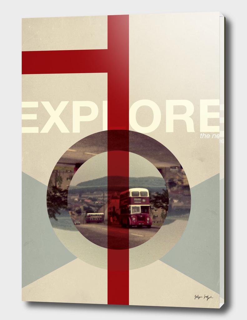 Explore the new