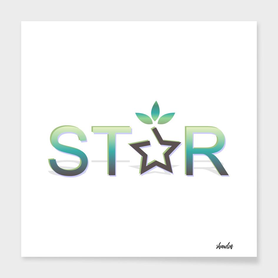 Star reward style and star