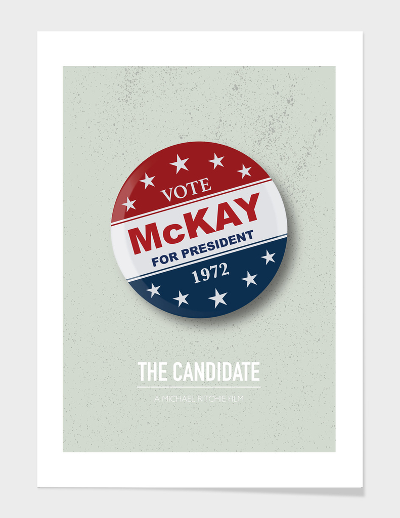 The Candidate - Alternative Movie Poster
