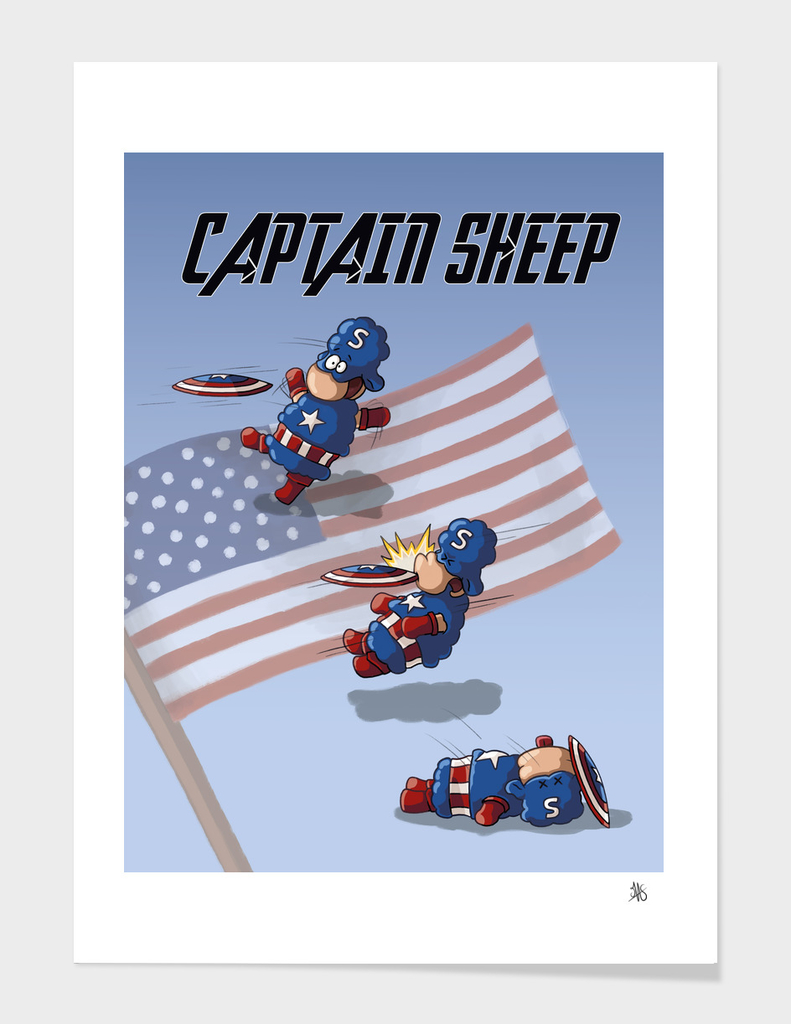 Captain Sheep