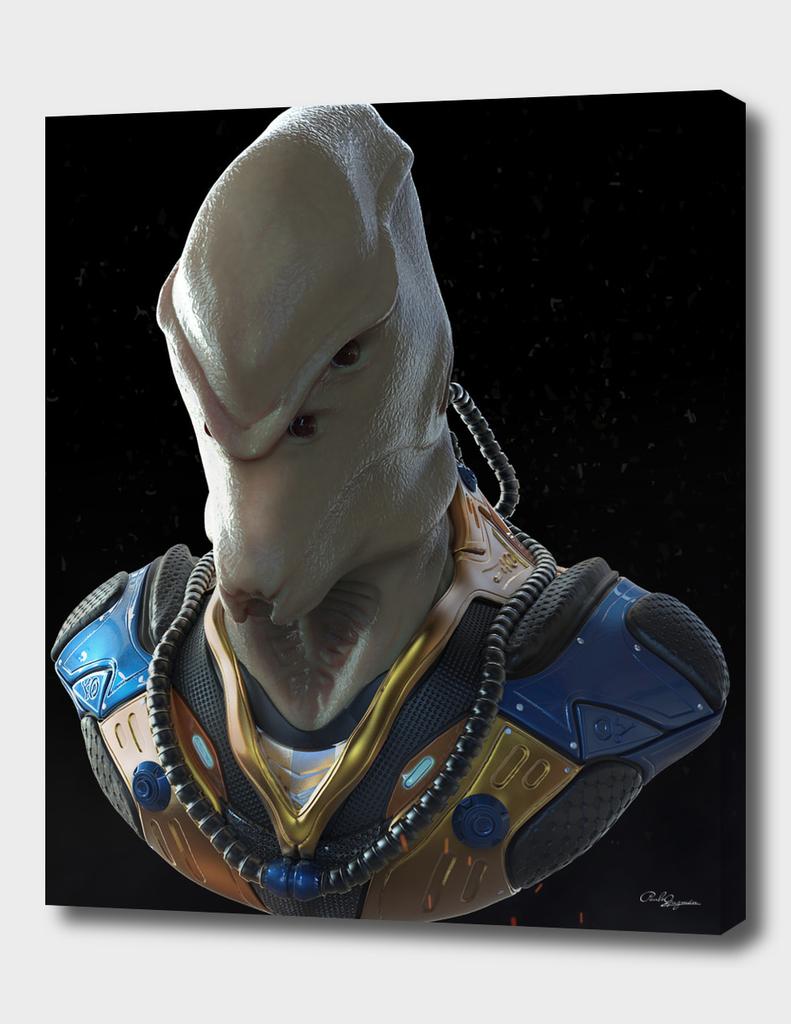 Zholu - Alien Pilot