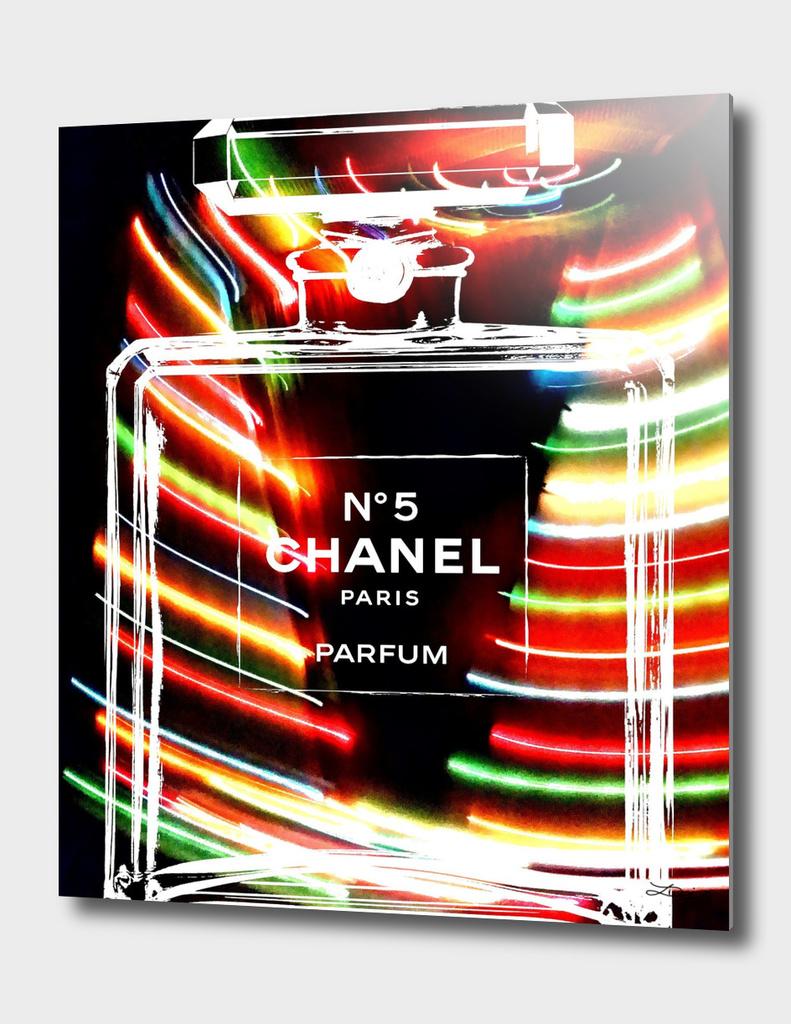 Chanel No. 5 Neon Lights