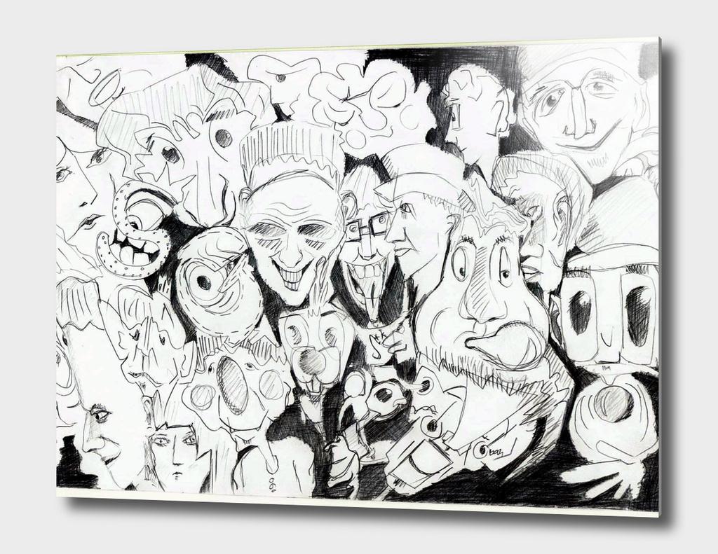 School sketches no 2