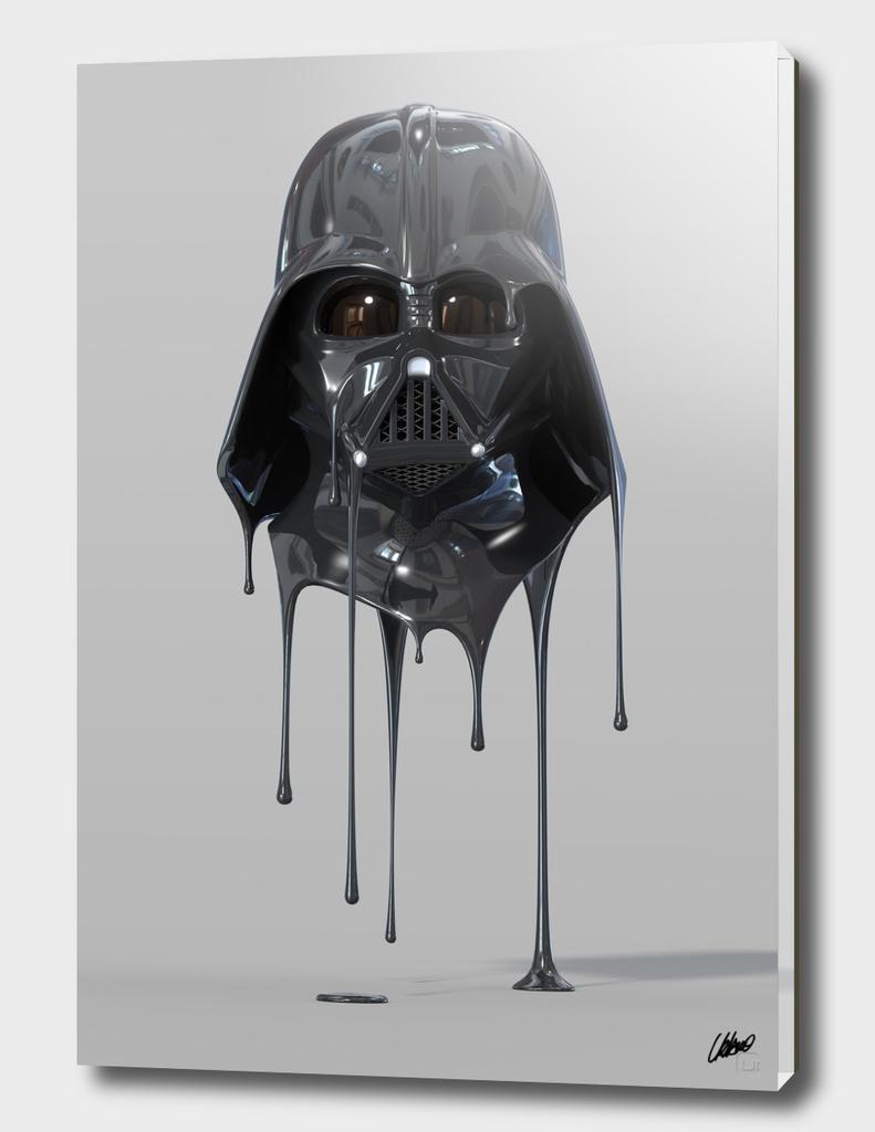 Darth Vader Melting