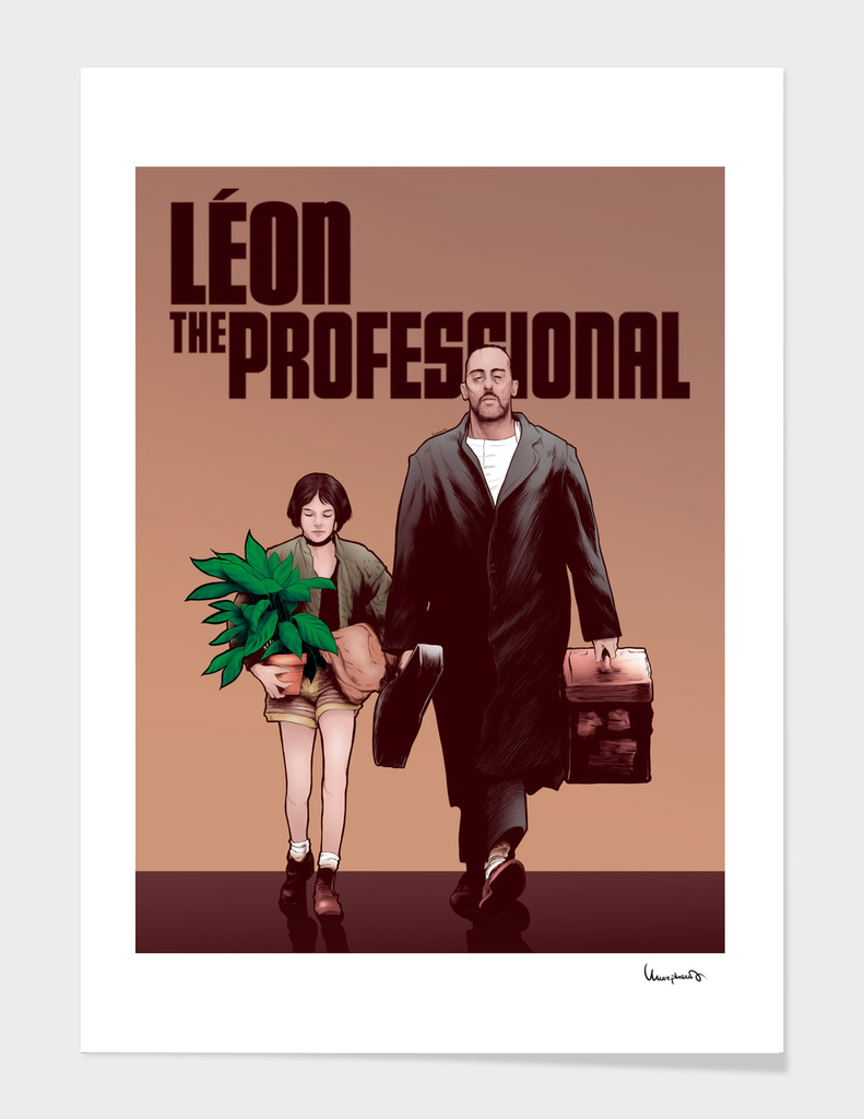 leon the professional color