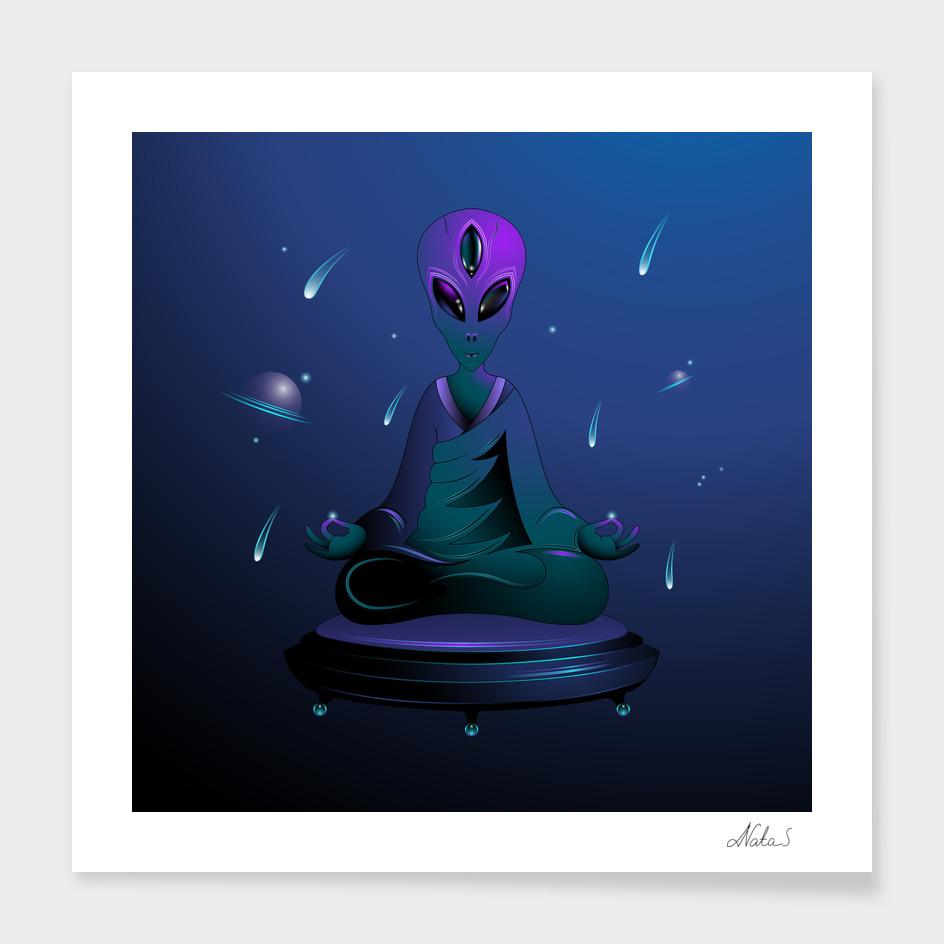 zen alien
