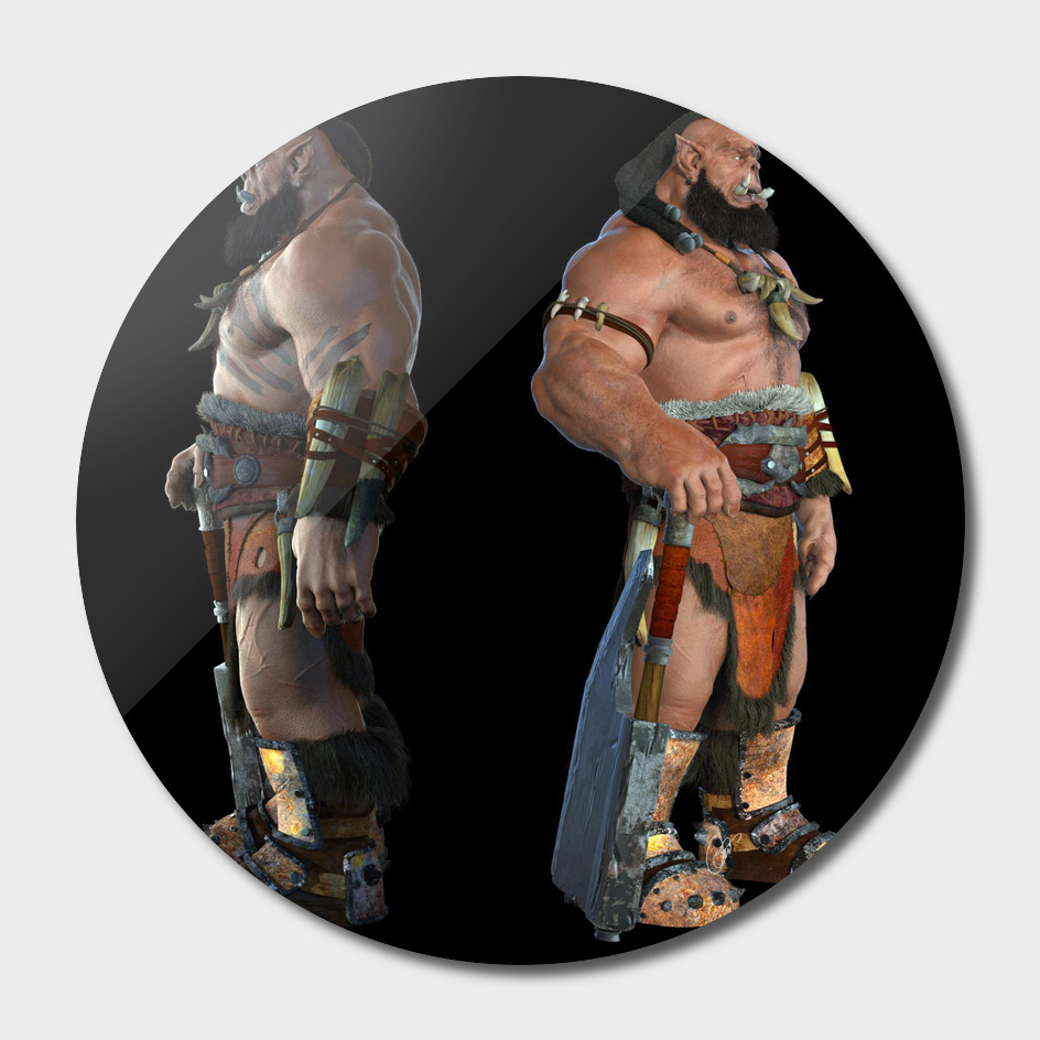 Gramosh Hellblade 2
