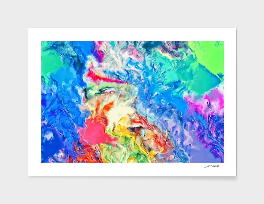 Artistic XLV - Liquid Marble I / NE