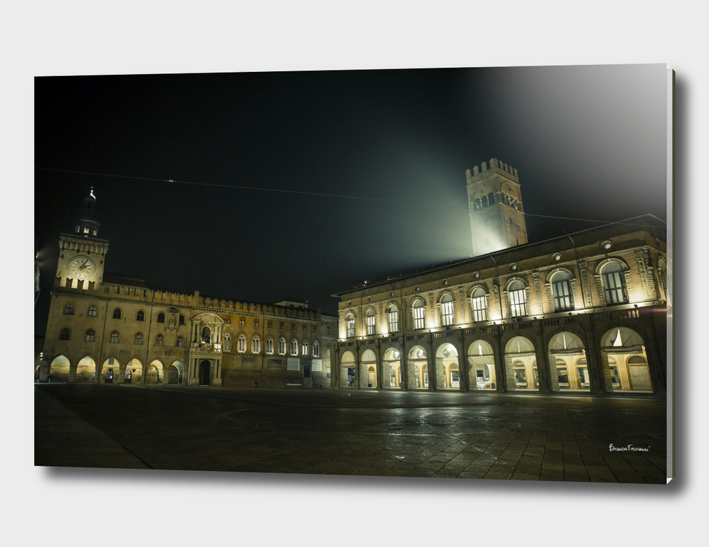 Piazza Grande - Bologna