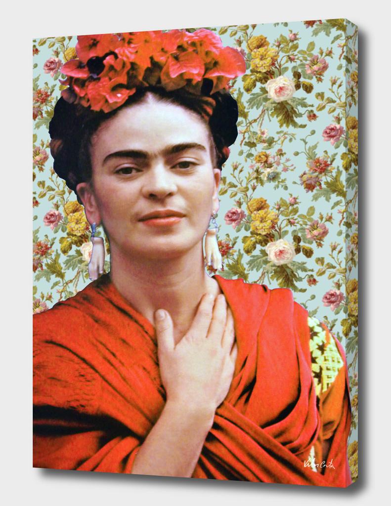 Frida kahlo Portrait I