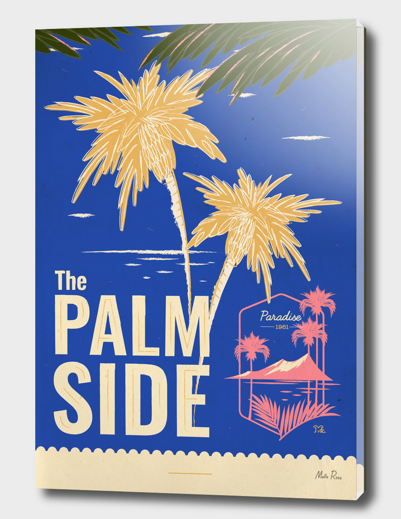 The Palm Side