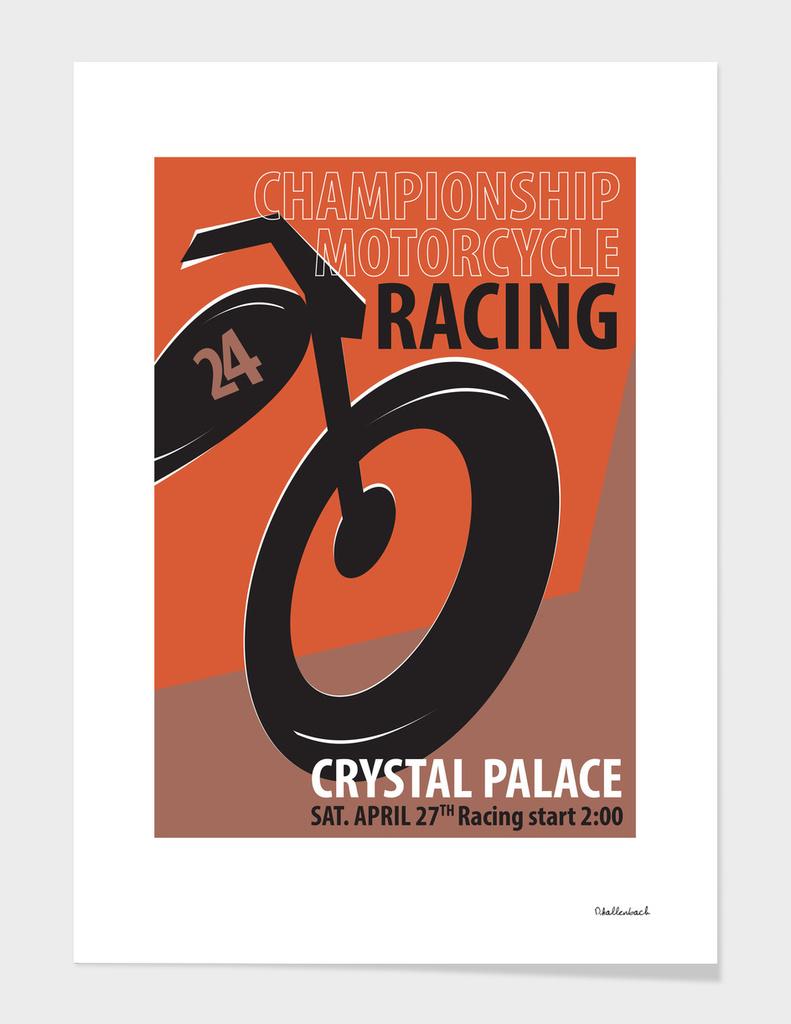 Crystal Palace Championship Motorcycle Racing