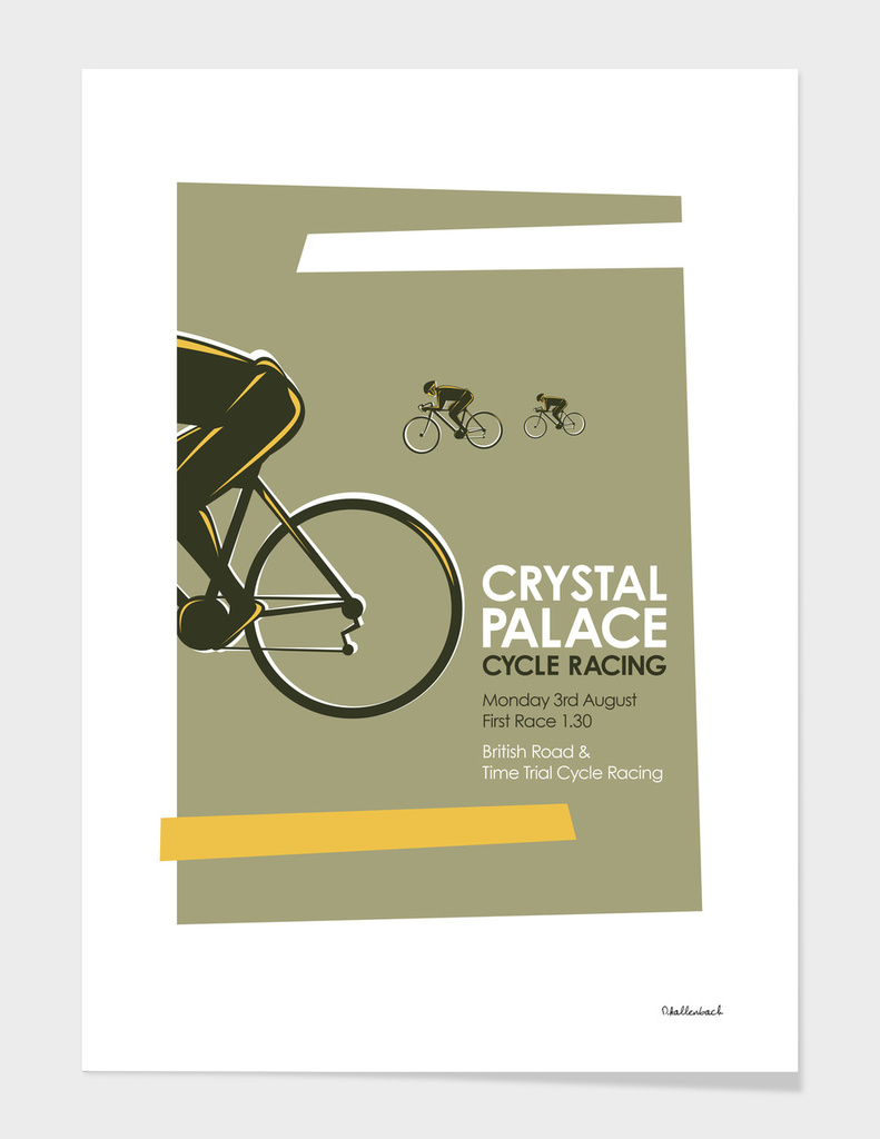 Crystal Palace Cycle Race