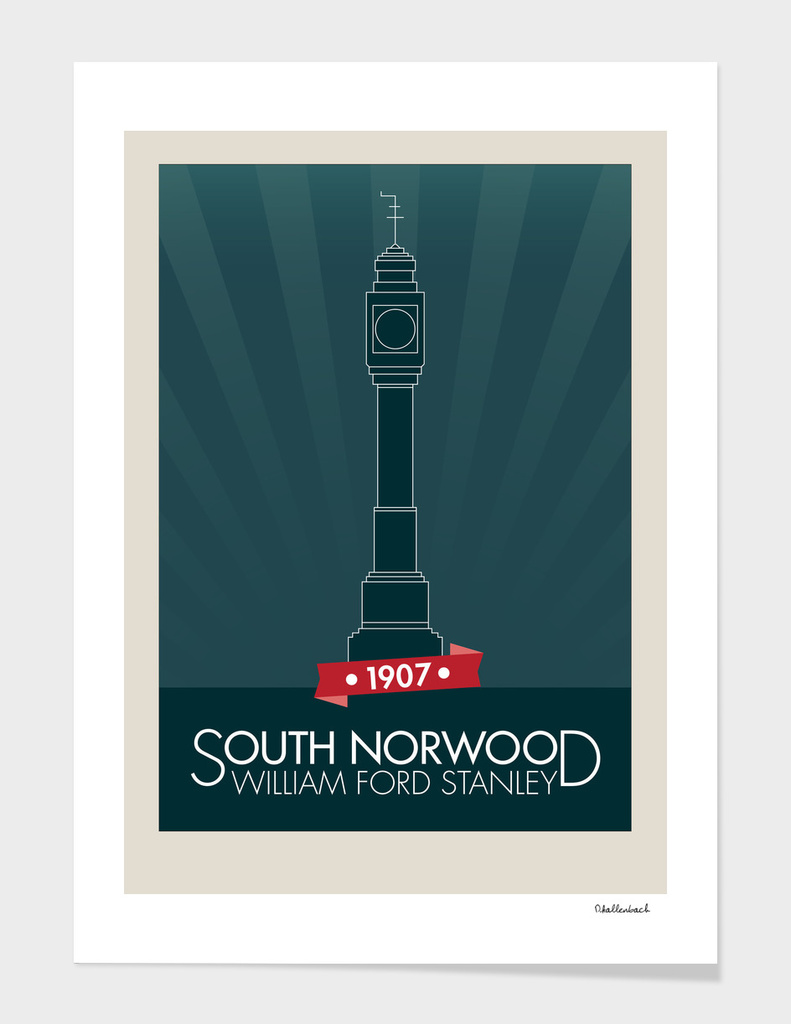 South Norwood Junction Clock Tower