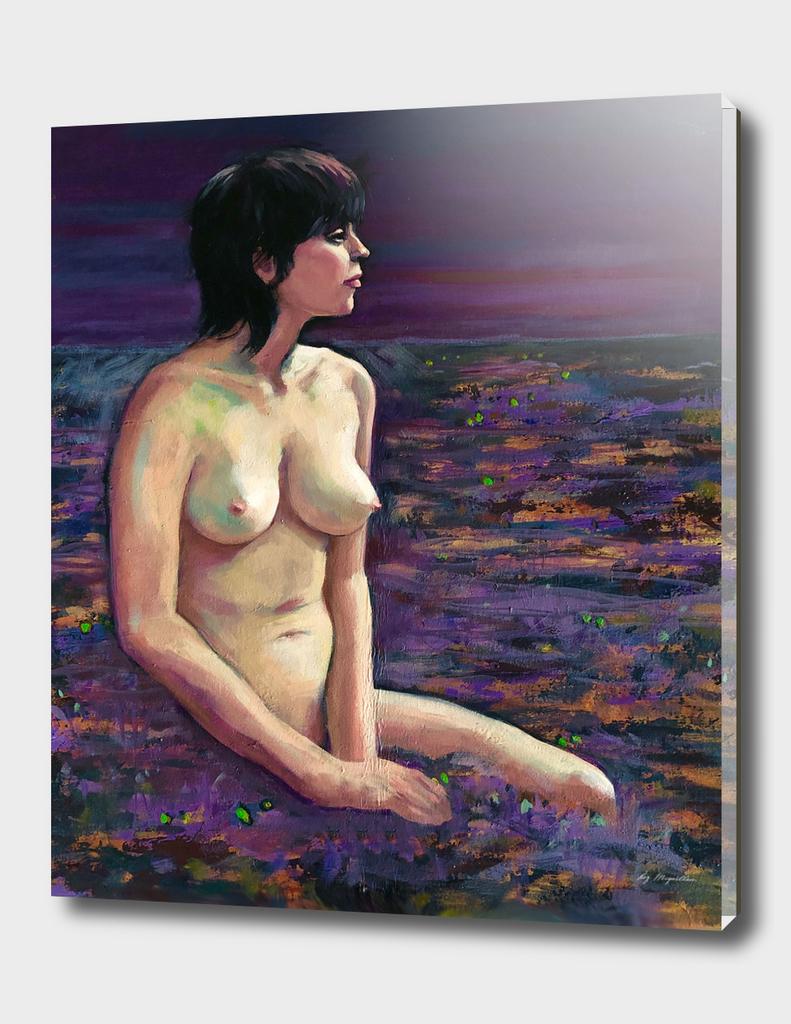 Female Nude Marissa