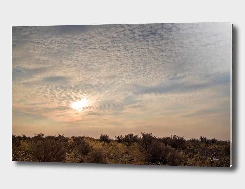 Eastern WA Sunrise