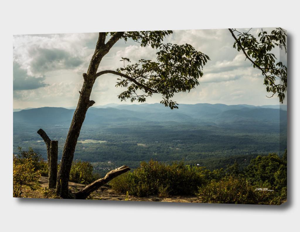 Yonah Mountain Summit