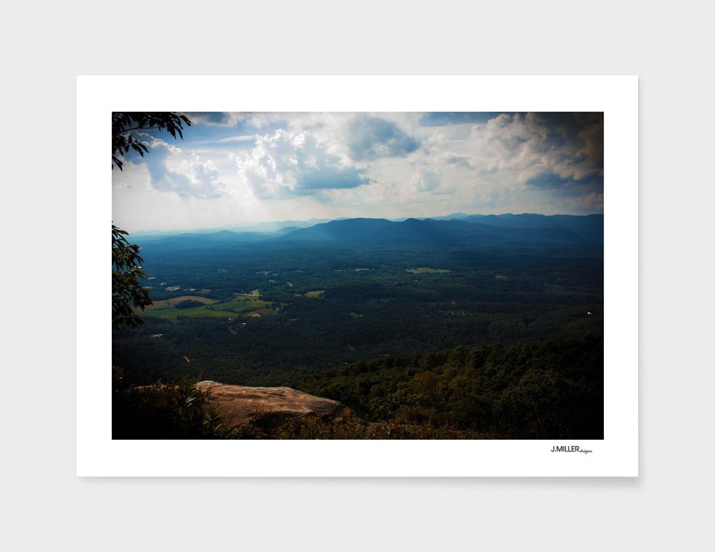 Yonah Mountain Summit 2