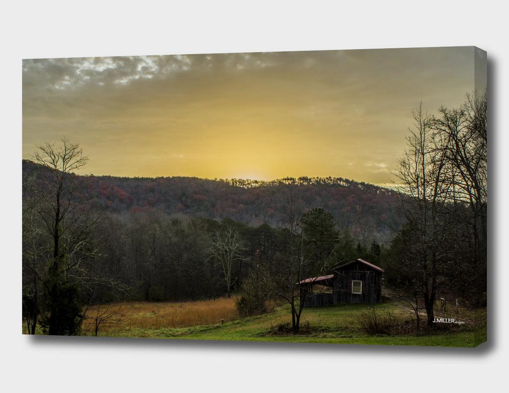 Sunrise Mountain Barn