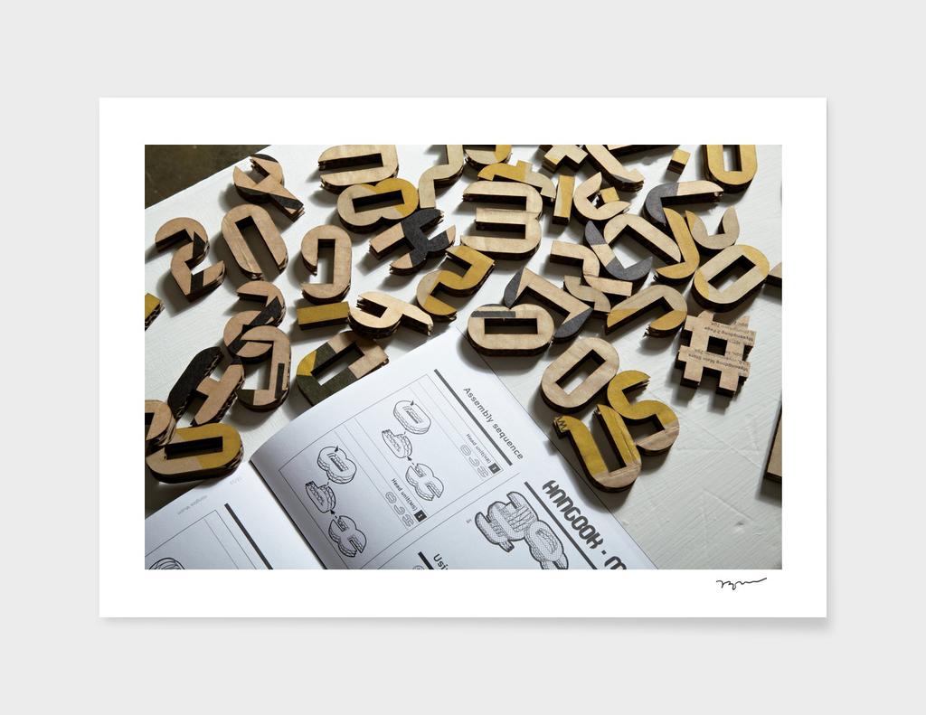 Gonggoo font_ font kit Image_Poster