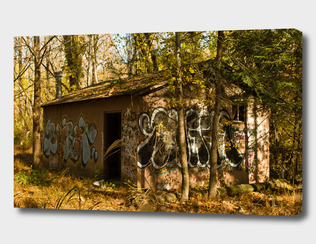 Abandoned Campground