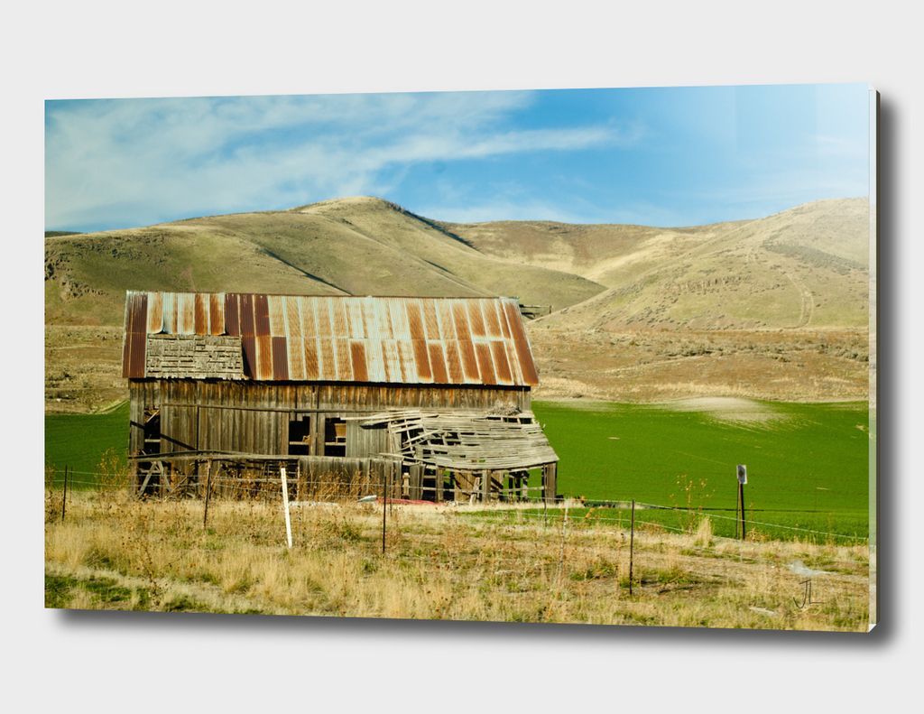 Old Barn in Utah