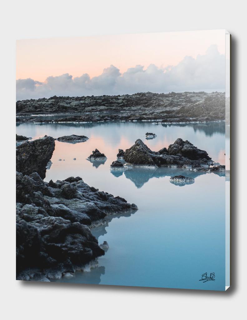 Blue Lagoon, Iceland. 2015