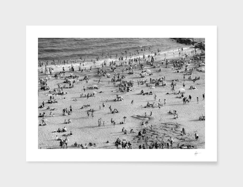 Coney Island Beach-2015