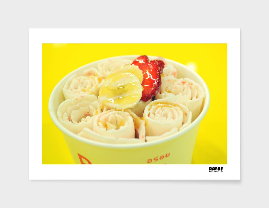 Thai's Rolls Ice Cream