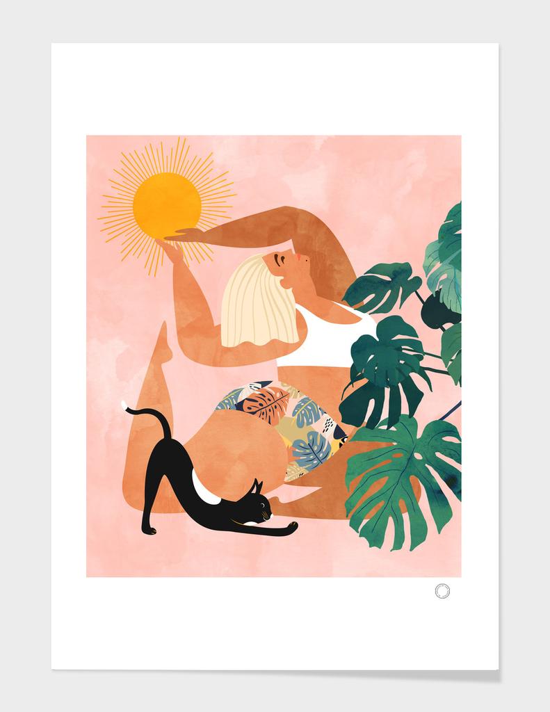 Tropical Yoga