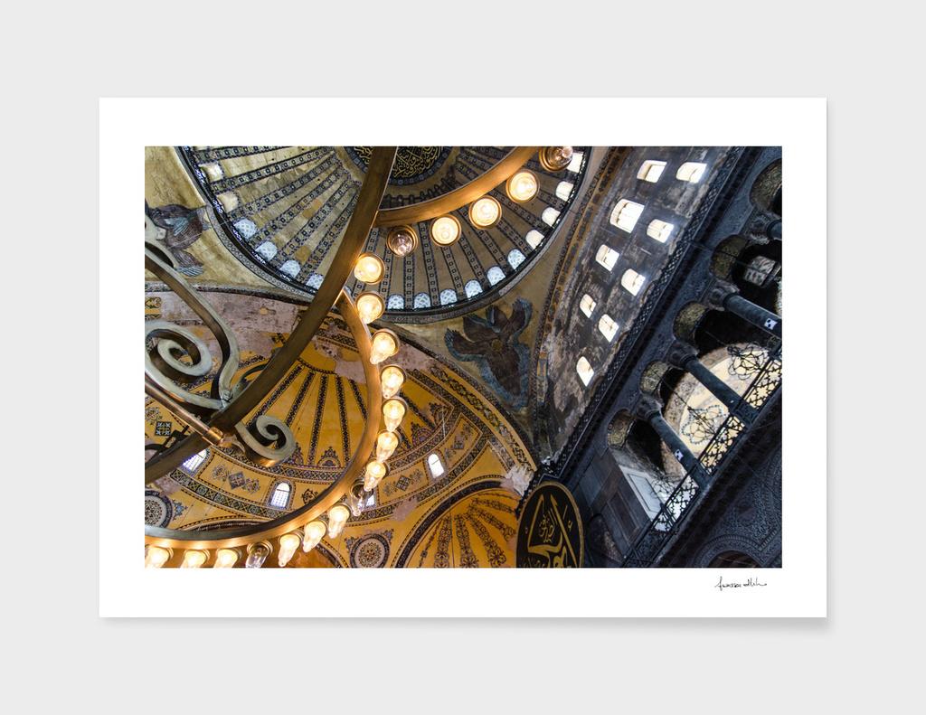 Hagia Sophia Bulbs