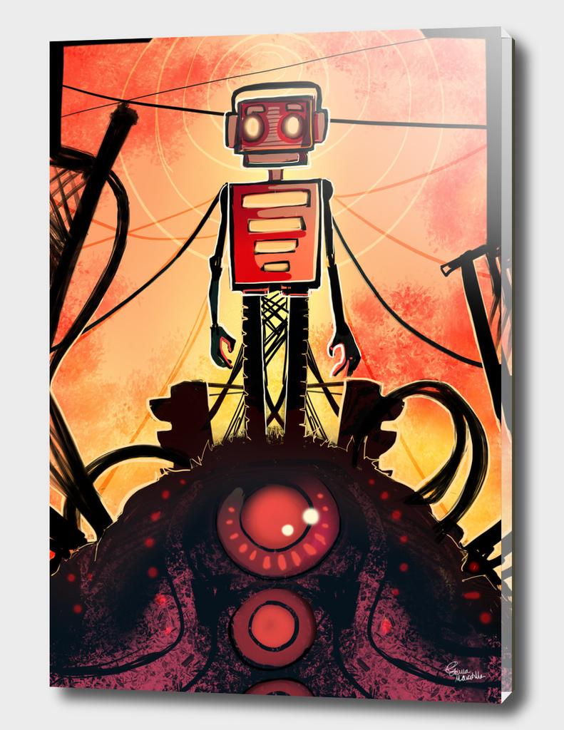 Robot's Dawn