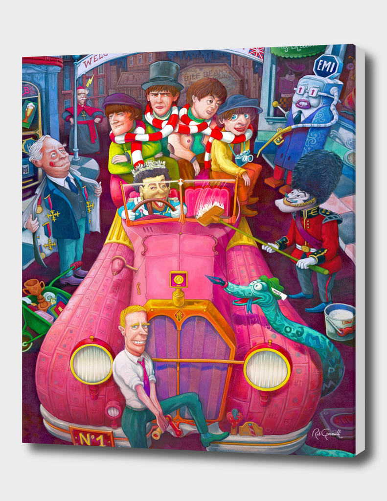 The Beatles: Drive My Car