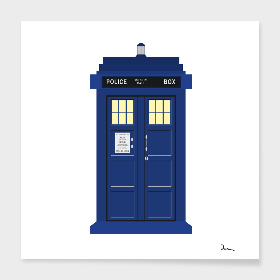 tardis doctor who time travel