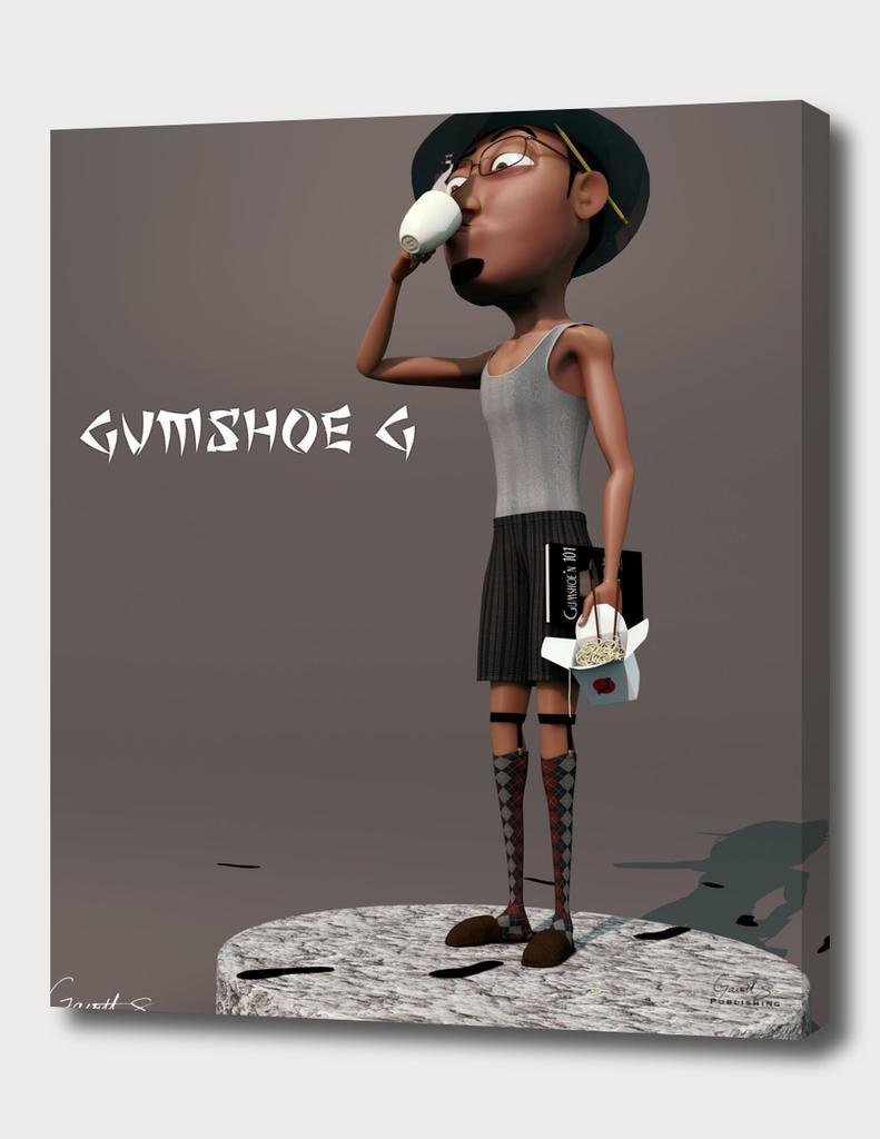 "Garrett S' ""Gumshoe G"""
