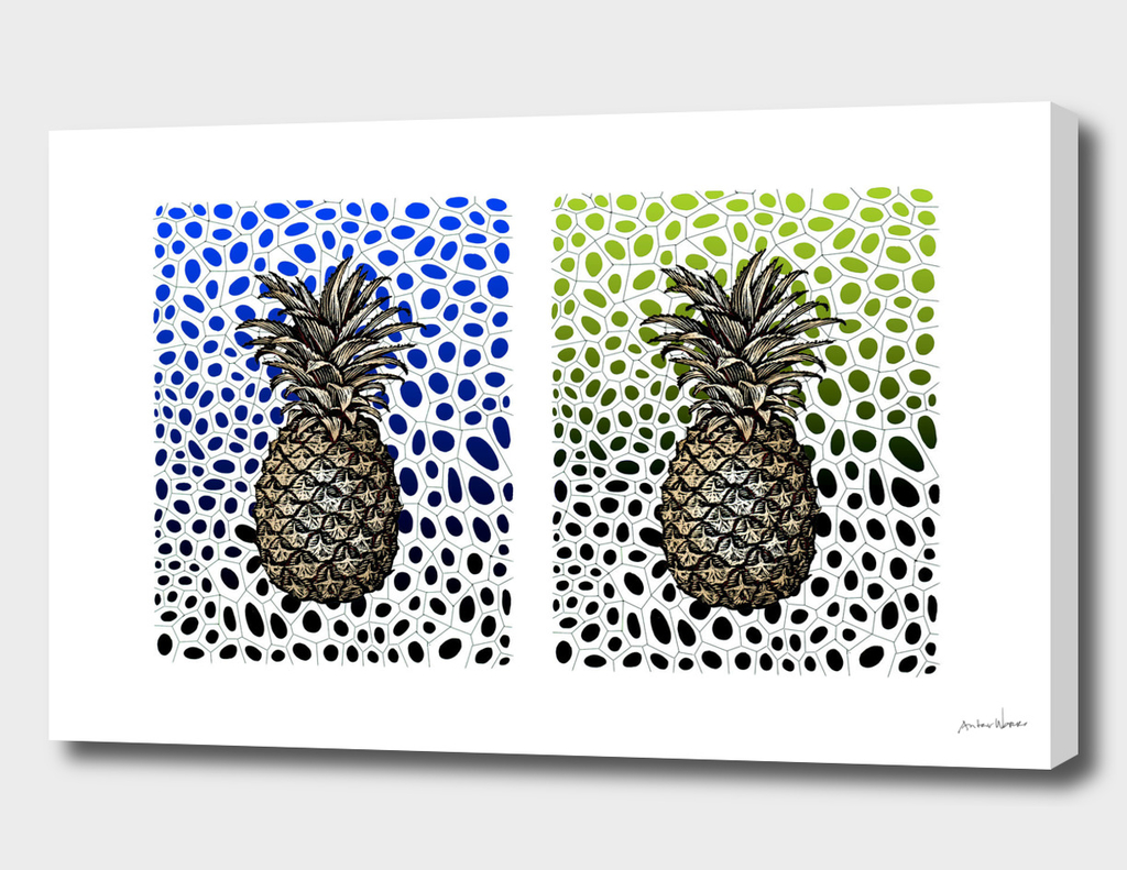 Pineapple Duo