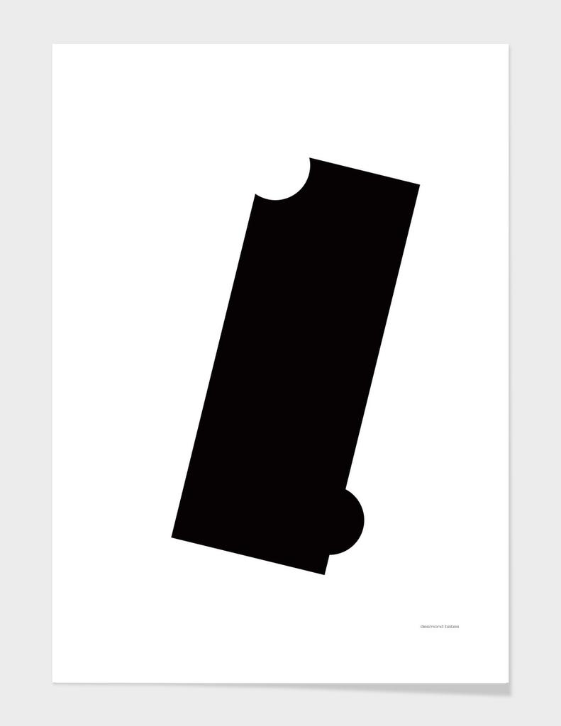 Black and White Element VII