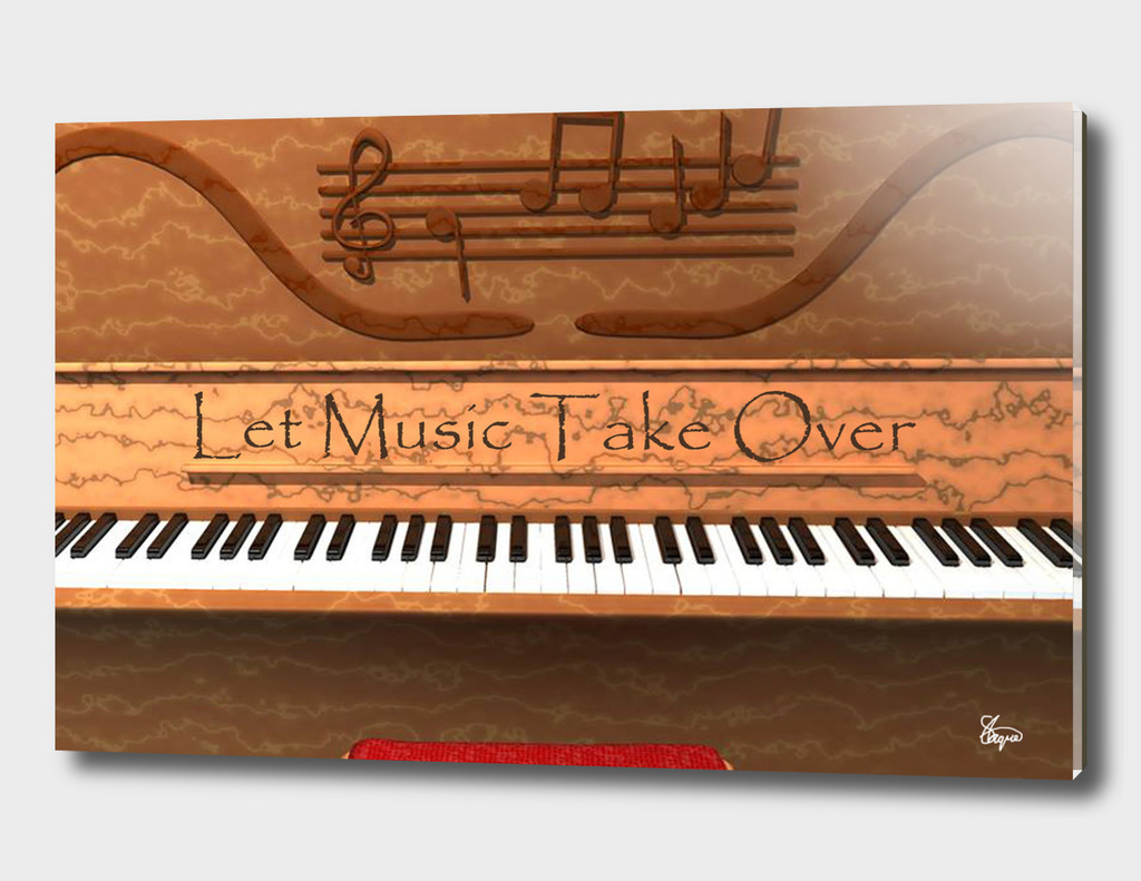 Let Music Take Over